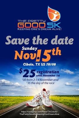 1st Annual Pretty Good 5K